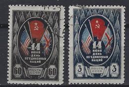 Rusland  Y/T   915 / 916    (O) - Gebruikt