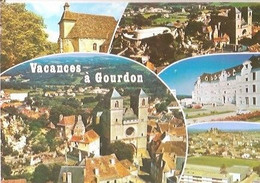 Vacances à Gourdon - Gourdon