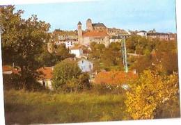 Gourdon En Quercy : Les Trois Tours , Vue Générale - Gourdon