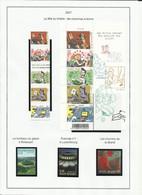 Belgique Année 2007 NEUF ** La Machine à écrire - Ohne Zuordnung