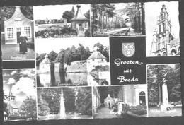 Nederland Holland Pays Bas Breda Diverse Bezienswaardigheden - Breda