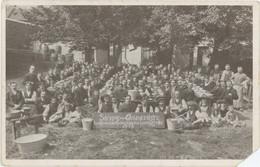 BELGIQUE Politique Soupe Communiste Les Ouvriers CARROSSIER LOCK OUTES UNION CENTRALE DES OUVRIERS 1913 - Non Classificati