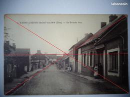Saint-Crépin-Ibouvillers 60149 - La Grande Rue - Altri Comuni