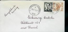 Doc. De GERAARDSBERGEN - 3 B 3 - ( 9500 ) Du 18/05/76 En Rec. ( E ) - Landpost (Ruralpost)