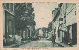 Marseille - L'Estaque / Rue Lepelletier - L'Estaque