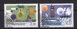 Europa CEPT 1994 Finlande - Finnland - Finland Y&T N°1214 à 1215 - Michel N°1248 à 1249 (o) - 1994