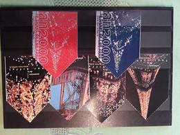 TOUR EIFFEL . TICKETS D'ENTREE (6 Dont 2 De L'an 2000) - Biglietti D'ingresso