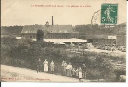 27 LA TRINITE DE REVILLE LA SCIERIE - Tillières-sur-Avre