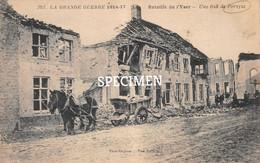 Une Rue De Pervyse -  Pervijze Diksmuide - Diksmuide