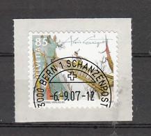 2007        N°1248   OBLITERATION PREMIER JOUR            CATALOGUE  ZUMSTEIN - Gebraucht
