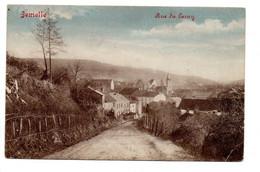 Jemelle: Rue De Gerny (cachet Censure) - Rochefort