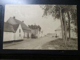 Celles Escanaffles Stempel Gare Station 1930 - Otros