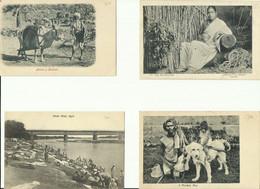 LOT DE 21 CARTES POSTALE INDE - 5 - 99 Postcards