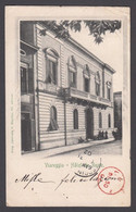 Italia  -  VIAREGGIO, Hotel De Rome, Viaggiata 1902 - Viareggio