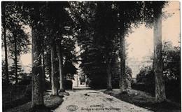 Wisbecq - Avenue Et Entrée Du Château - Rebecq