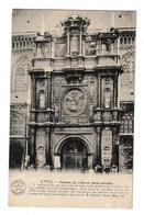 Liège Portail De L' Eglise Saint Jacques Cachet Rosmalen 1913 - Luik