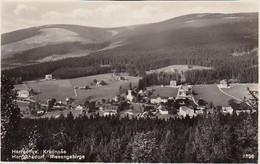 AK Riesengebirge - Harrachsdorf Harrachov  (52852) - Schlesien
