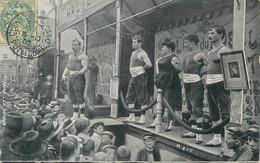 FÊTE FORAINE - CIRQUE - LA PARADE - Circo