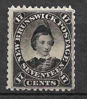 Nouveau Brunswick N° 9  Neuf  *     B/TB      Soldé  à Moins De 15 %            Le Moins Cher Du Site ! ! ! - Unused Stamps
