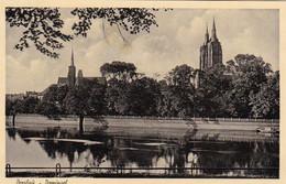 AK Breslau - Dominsel  (52853) - Schlesien