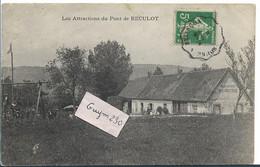 Les Attractions Du Pont De RECULOT - Zonder Classificatie