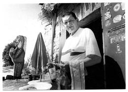 Seglien Morbihan Café De La Paix 1991 Bouexel  Aventure Carto Tirage Limité état Superbe - Altri Comuni