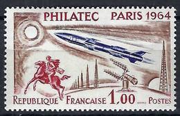 FRANCE 1964: Le Y&T 1422B, Neuf* - Ongebruikt