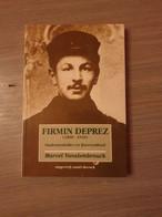 1914-1918 KORTEMARK TORHOUT NOORDSCHOTE IJZERTOREN Firmin Deprez (1890-1916). - War 1914-18