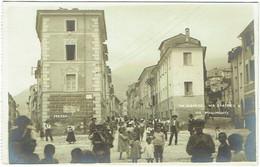 Massa. Carte Photo. Via Alberica. Via Beatrice E Via Piedimonte. - Massa
