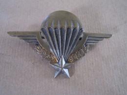 Brevet Parachutiste Français Numéroté : 248825 - Equipaggiamento