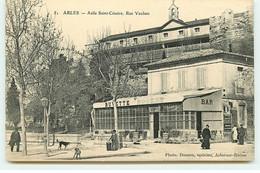 ARLES - Asile Saint-Césaire, Rue Vauban - Buvette Robert - Arles