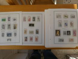 FRANCE Timbres Année 1980 à 2000  Neufs Sans Charnière Faciale  579 €  Moins 55 % Voir Scans - Collections