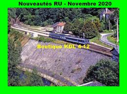 RU 1869 - Autorail X 2800 En Gare - LAMATIVIE - Lot - SNCF - Other Municipalities