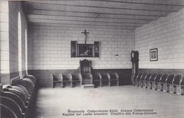 Westmalle, Cisterciënzer Abdij, Kapittel Der Leeke Broeders (pk74293) - Malle