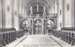 Westmalle, Cisterciënzer Abdij, Het Koor Der Broeders (pk74294) - Malle