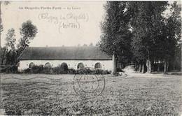 Flogny La Chapelle : Chapelle Vieille Forêt, Le Lavoir - Flogny La Chapelle