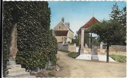 Moulins En Tonnerrois : Le Calvaire - Andere Gemeenten