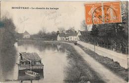 Monéteau : Chemin Du Halage - Moneteau
