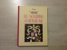 08. Le Sceptre D'Ottokar (fac Similé éd. 1945) - Tintin