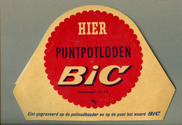 BIC Display Puntpotloden, La Pointe BIC Stylo - Other