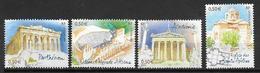 France 2004 N° 3718/3721 Neufs Athènes Sous Faciale - Unused Stamps