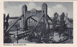 AK Breslau - Kaiserbrücke  (52856) - Schlesien