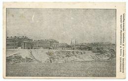 WWI. 1914-18. Skierniewice Pologne. Caserne D 31 Alexejewsk Régiment D'infanterie. Cachet Allemand Verso. - Guerre 1914-18