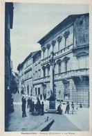 Montepulciano Palazzo Avignonesi E Via Roma - Other Cities