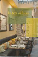 Carte Pub PARIS 04 - La Tête Ailleurs - Restaurant - 20, Rue Beautreillis - District 04