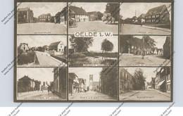 4740 OELDE, Grüner Weg, Amtsgericht, Ruggestrasse, Bahnhofstrasse....1930 - Warendorf