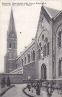 Westmalle, Cisterciënzer Abdij, Ingang Der Kerk (pk74306) - Malle