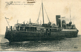 - 76 - SEINE-MARITIME - LE HAVRE -Le LORINA - Cap De La Hève