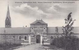 Westmalle, Cisterciënzer Abdij, Het O.L.V. Hoofdingang (pk74310) - Malle