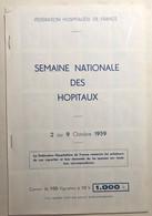 COLLECTION Antituberculeux : Grands Formats, Carnets, Timbres Isolés - Verzamelingen